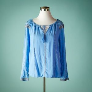Revolve The Jetset Diaries S Blue Embroide…